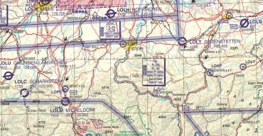 Neue ICAO Karte 2020