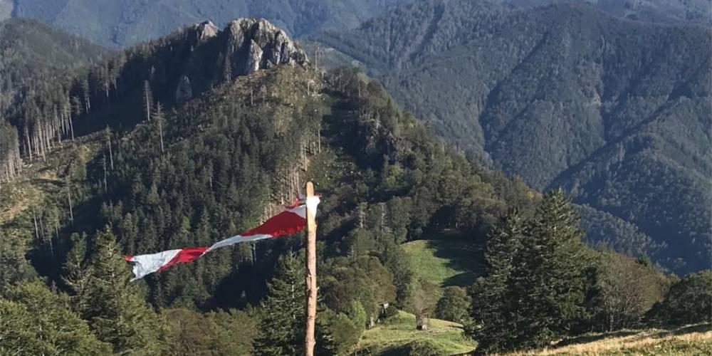 Keine Windanzeiger am Schoberstein